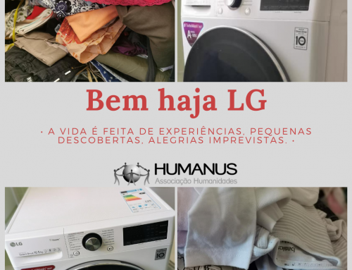 Obrigada LG Portugal